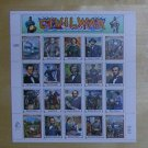 1994 Civil War Stamps Sheet, Price Includes S&H