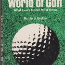 Esquire's World of Golf: What Every Golfer Must Know, Price Includes S&H