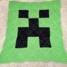 Minecraft Creeper Afghan