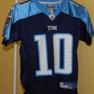 Titans Football Jersey