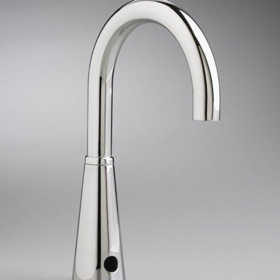 American Standard Electronic Proximity Sensor Lavatory Faucet 6056.155.002