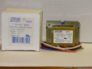 Transformer 40VA 120/208/240-24VAC