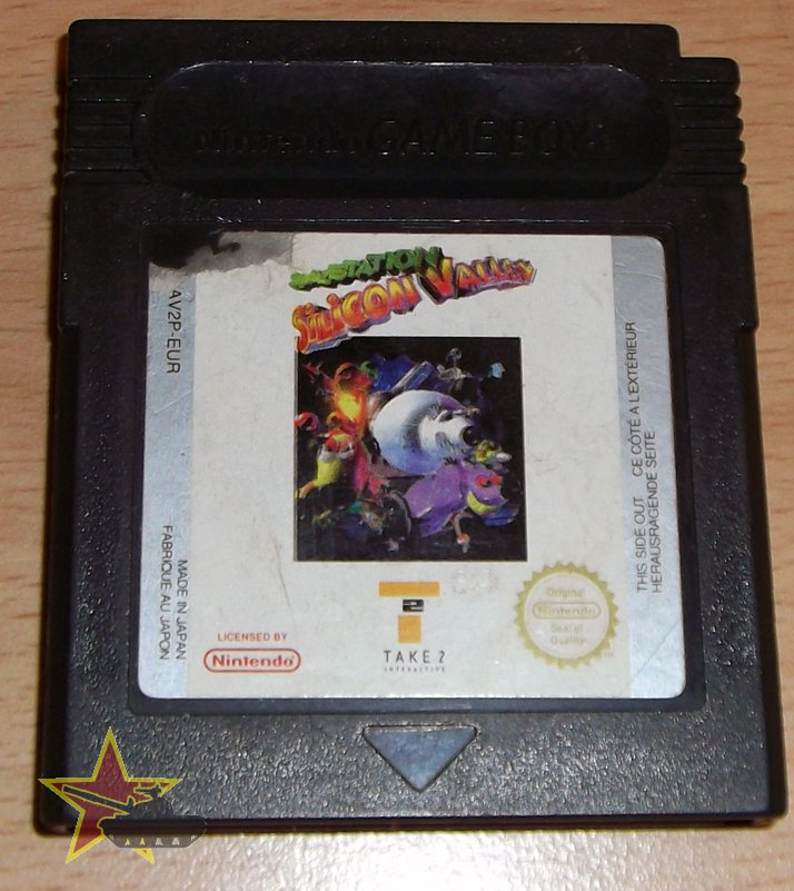 Buy Valley Games - Spacestation Silcon Valley- Game Boy - Cart Only