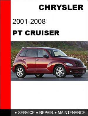 2001 2002 2003 2004 2005 2006 2007 2008 chrysler pt. Black Bedroom Furniture Sets. Home Design Ideas