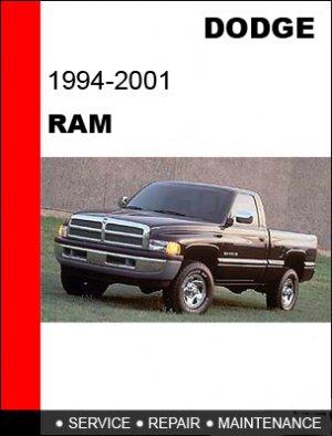 1994 1995 1996 1997 1998 1999 2000 2001 dodge ram service. Black Bedroom Furniture Sets. Home Design Ideas