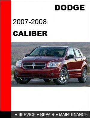 2007 2008 dodge caliber service repair manual. Black Bedroom Furniture Sets. Home Design Ideas