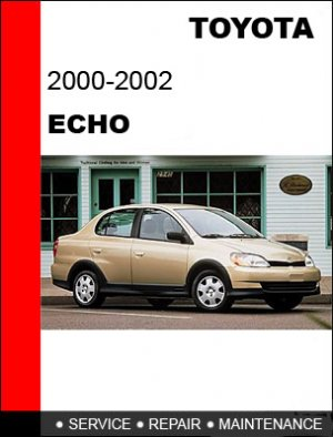 2002 toyota echo service manual download pdf