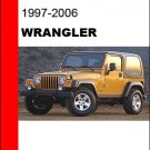 1997 1998 1999 2000 2001 2002 2003 2004 2005 2006 Jeep Wrangler Service Repair Manual