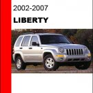2002 2003 2004 2005 2006 2007 Jeep Liberty Service Repair Manual