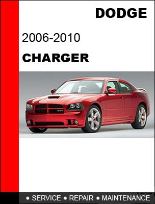2010 dodge charger service manual