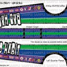 Bad Habit Decal Set BPG