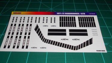 1971-72 Plymouth Roadrunner / GTX