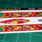 Baja Bandito Decal Set B