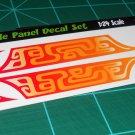Rat Vega Side Panel Decal Set A