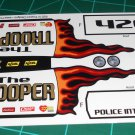 The Trooper Decal Set