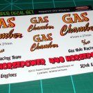 "Gas Chamber ""Gasser"" Decal Set"