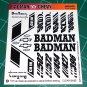 Badman 55' Decal Set D