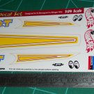 Trick T Reproduction Decal Set D 1:24 Scale