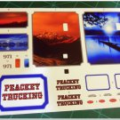 Peackey Trucking Decal Set 1:25