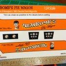 Newbomb's Pie Wagon