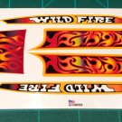 Wild Fire 57' Funny Car Decal Set