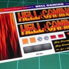 Hellcamino Funny Car Decal Set