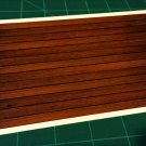 Walnut Wood Decal Set