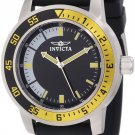 Invicta Men's Watch with Yellow/Black Bezel