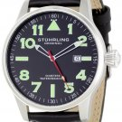 Stuhrling Original Men's Leisure Tuskegee Eagle Swiss Quartz Date Watch
