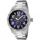Invicta Men's Stainless Steel Blue Dial Watch