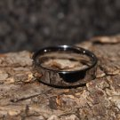 Tungsten ring - Size 8 - comfort fit - only 1,5 mm thick !