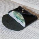 Coin Purse, Leather Coin Purse