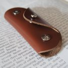Leather key holder, Holds 1-6 regular keys