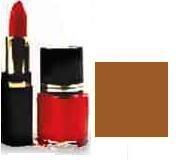 Lipstick/ Nail Polish Combo - Bronze