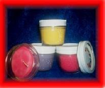 Soy Wax Candle - 4oz Mason Jar