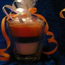 Single 10oz 100% Natural Eco-Soy Wax Candle
