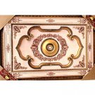 Unique High Quality Rectangular Ceiling Medallion 59&quot;x83&quot;