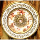 Michelangelo Decor Ceiling Medallion Round Circle 43 inches New Home Decor