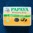 New RDL Papaya Facial Whitening Soap With Vitamin A, C and E 135g 1 Pc