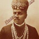 Vintage Photograph of Prince of Hyderabad , Andhra Pradesh, India   #a00026