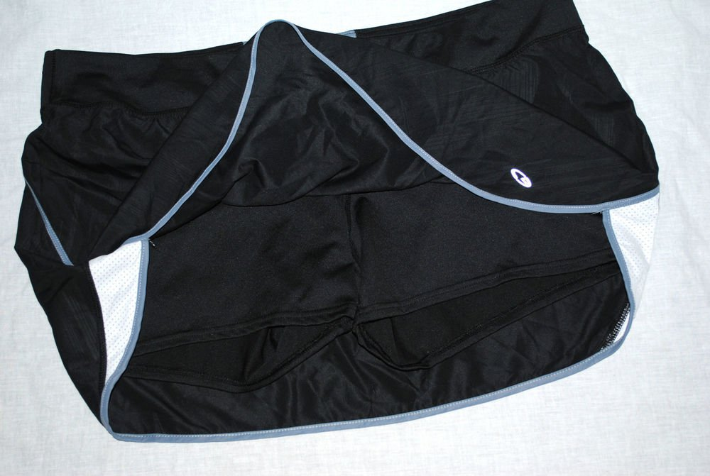 Champion by C9 XS Athletic Workout Gym Running Exercise Shorts SKORT Womens