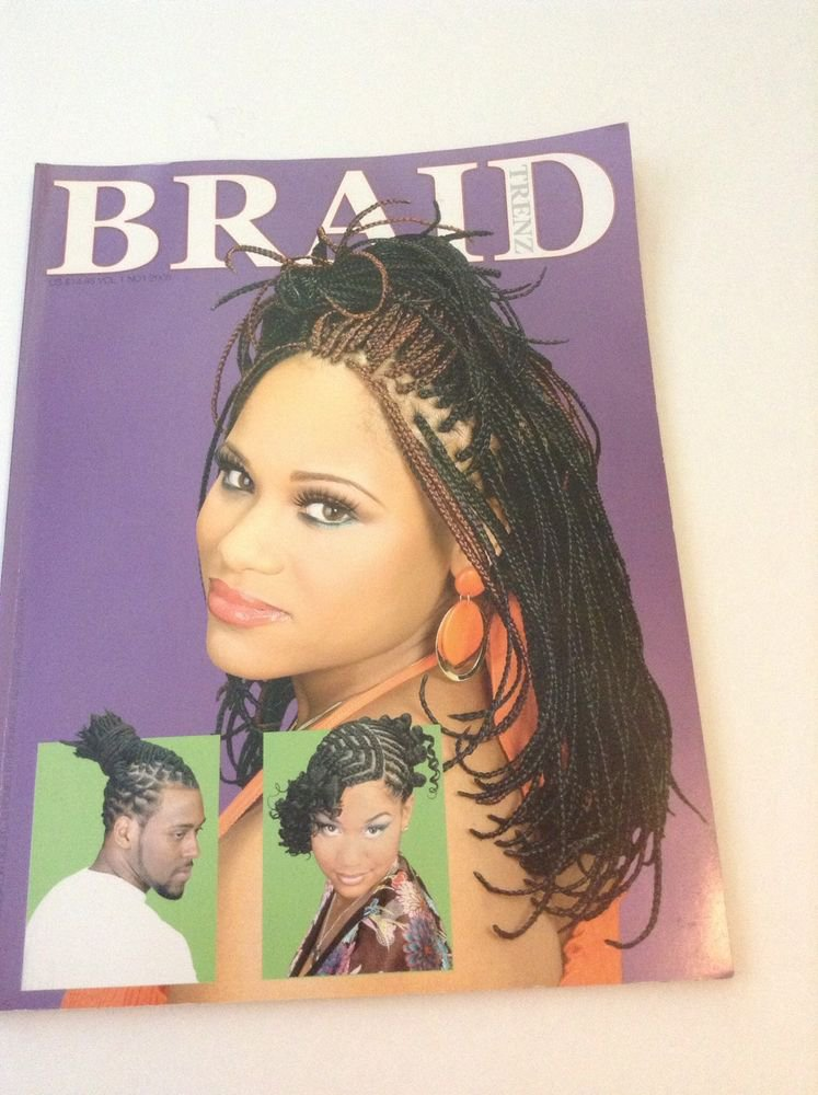 Hair Braiding Braids Magazine