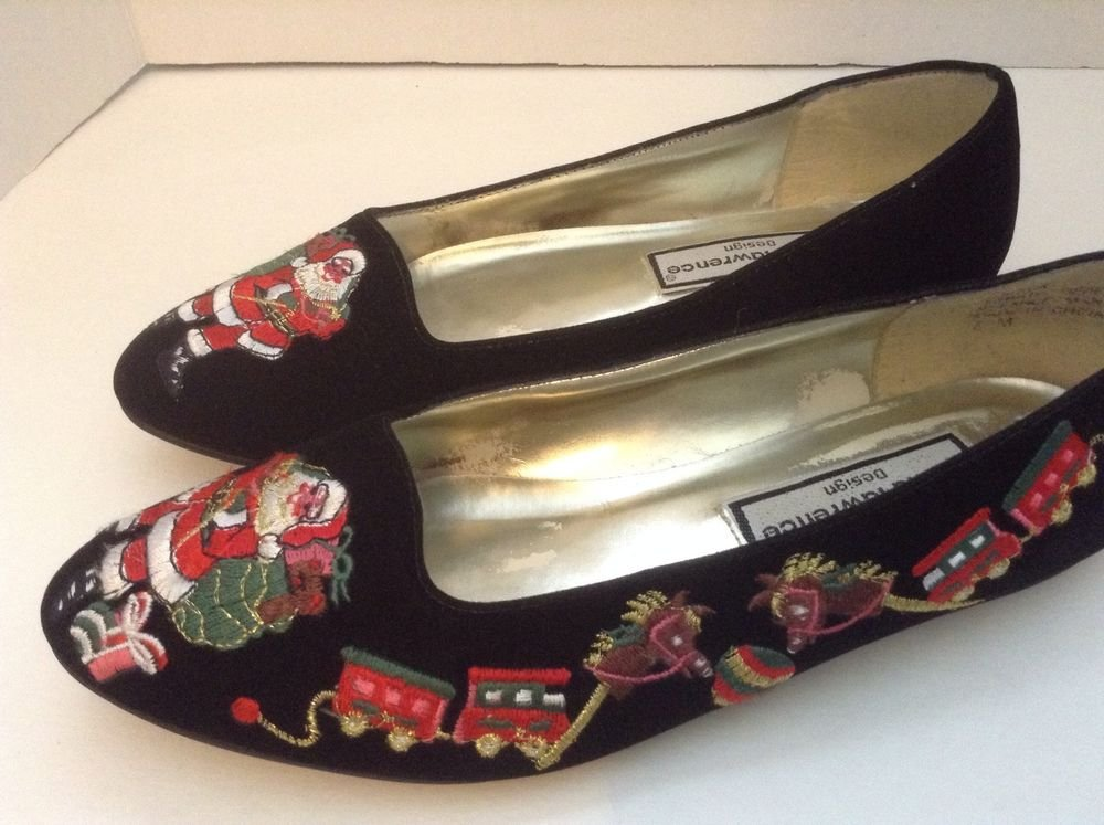 Flat Shoes For Christmas