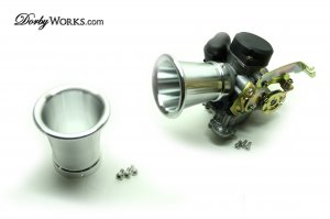 Carburetor Velocity Stack 3""