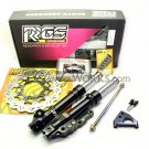 ZUMA 125 RRGS Front suspension brake upgrade kit
