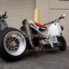 Honda Ruckus GET 49cc GP exhaust system
