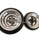 Honda Ruckus Custom wheels DW4RS2 12x4 / 12x7 / 12x8 SET