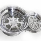 HONDA RUCKUS WHEELS RIMS DW7S 2 Piece billet forged