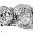 Honda Ruckus wheels ruckus rims DW MESH V2 Wheels Rim set 12x4 / 12x8 GY6