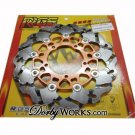 RRGS 260MM FLOATING ROTOR orange